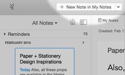 Step 1: Create a note