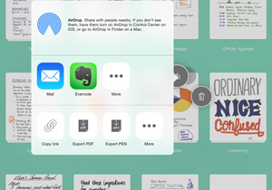 Share, export, and print your notes – Evernote Help & Learning
