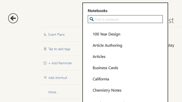 How to assign notebooks